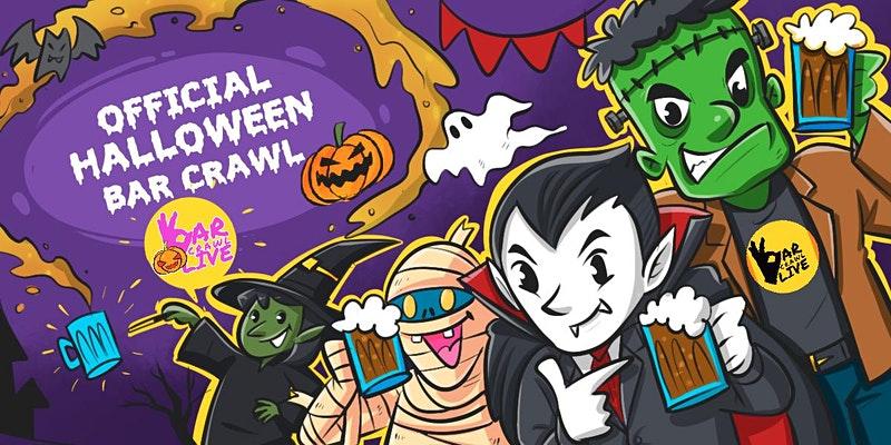 Halloween Bar Crawls 2020 Halloween Bar Crawl 10/24 and 10/31!   Dive Bar Cleveland